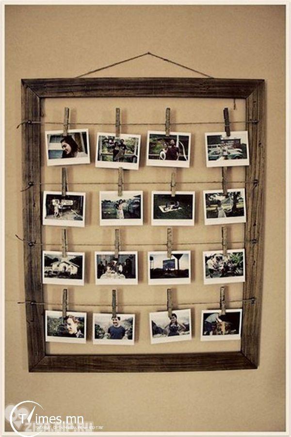 Fotos para mamá con marco y todo!   Around The House   Pinterest ...