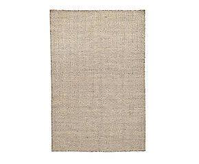 Tapijt Chevron, lichtbruin, nieuwzeelandse wol, 200x290x0,6 cm, €329 cm