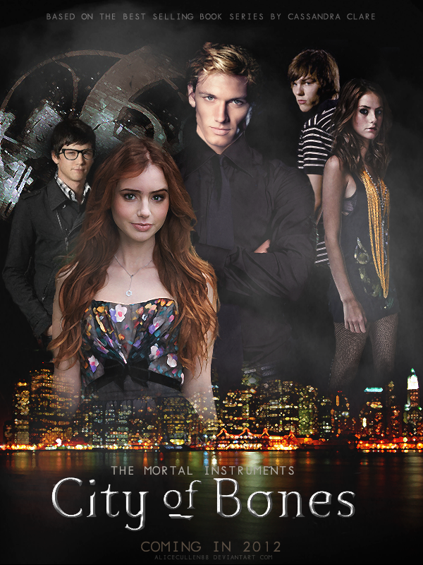 City of Bones (Clare novel)