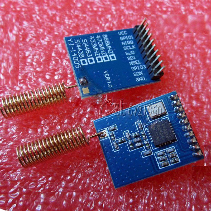 Mini SI4463 Wireless Module 868MHZ NRF905 //SI443238//CC11101