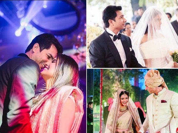 Asin Rahul Sharma Wedding Fashion Blog Bollywood Bollywood Fashion