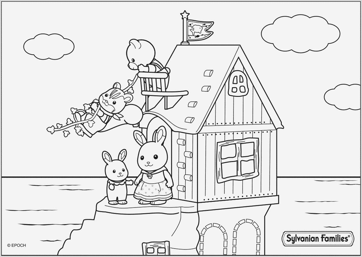 4 Worksheet Big Coloring Pages Boys Animated House