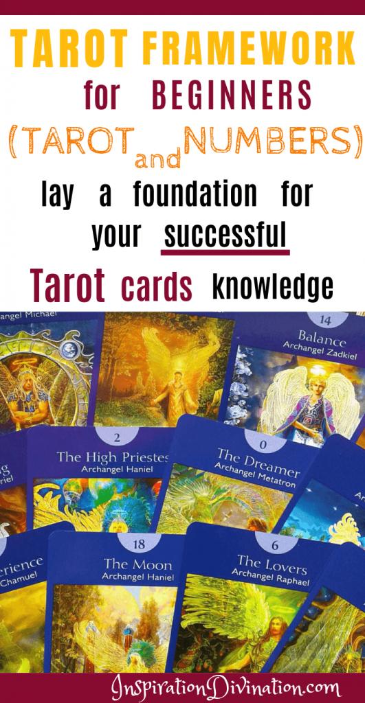 Tarot Cards Framework Learning Tarot Cards Angel Tarot Cards Tarot Cards For Beginners