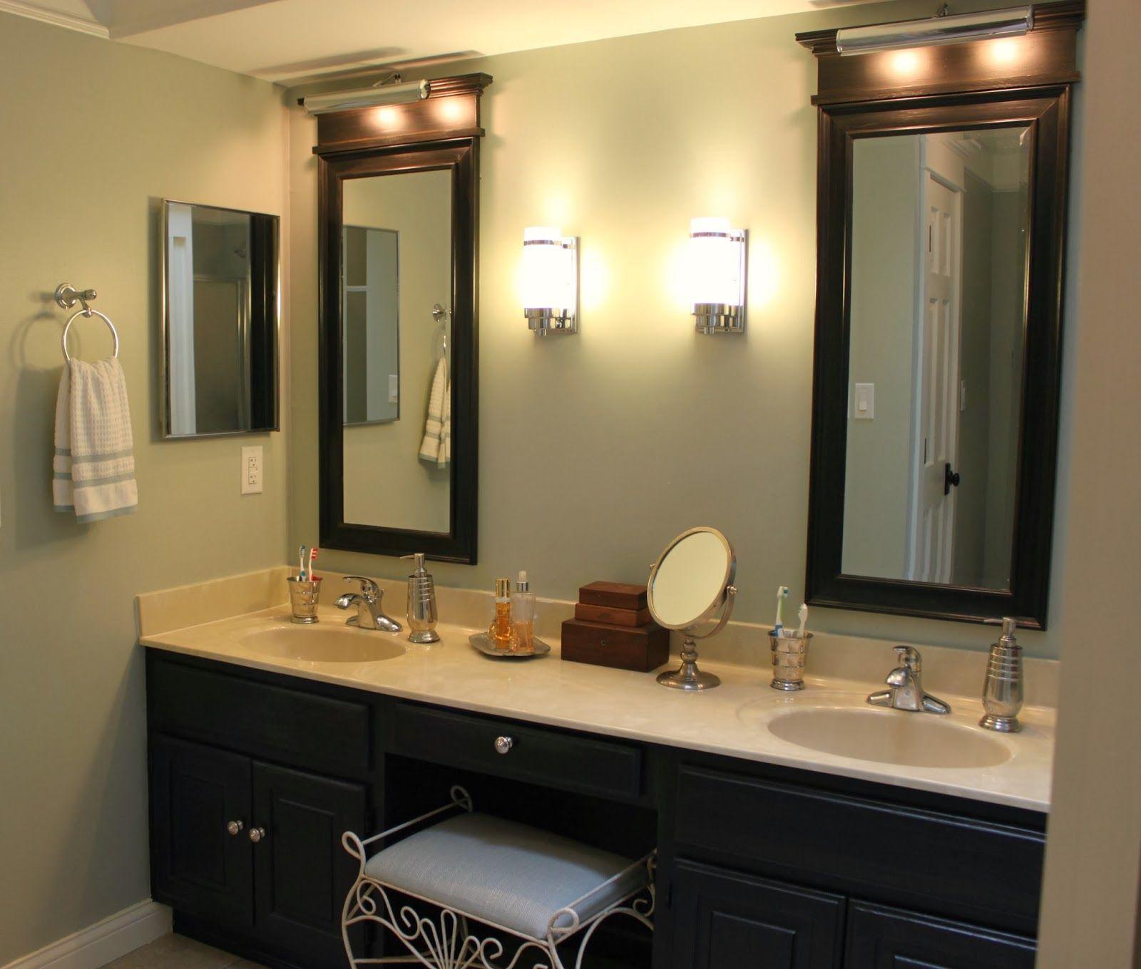 25 DIY Vanity Mirror Ideas with Lights Beautiful