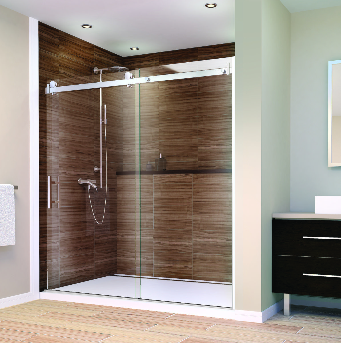 Frameless Vs Semi Frameless Vs Framed Shower Enclosures With