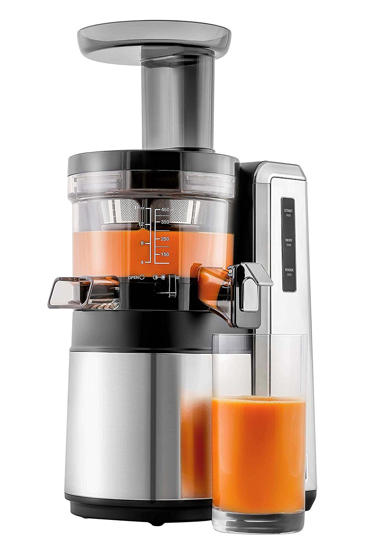 Amazon.com: HUROM HZ Slow Juicer, Silver: Kitchen & Dining