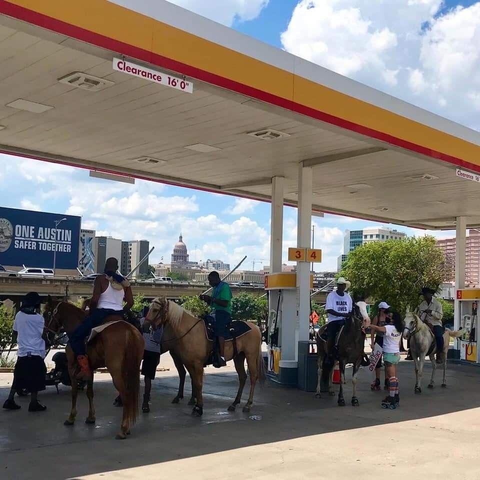 Black Cowboys Black Cowboys Austin Texas Austin