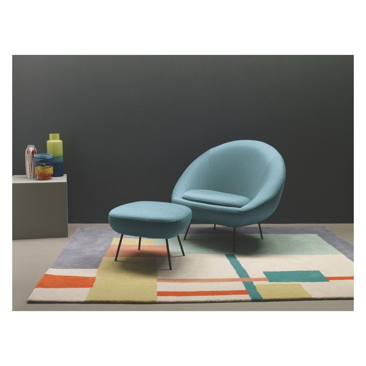 Hallway furniture habitat  MISTY Teal blue fabric armchair  Fabric armchairs Blue fabric and