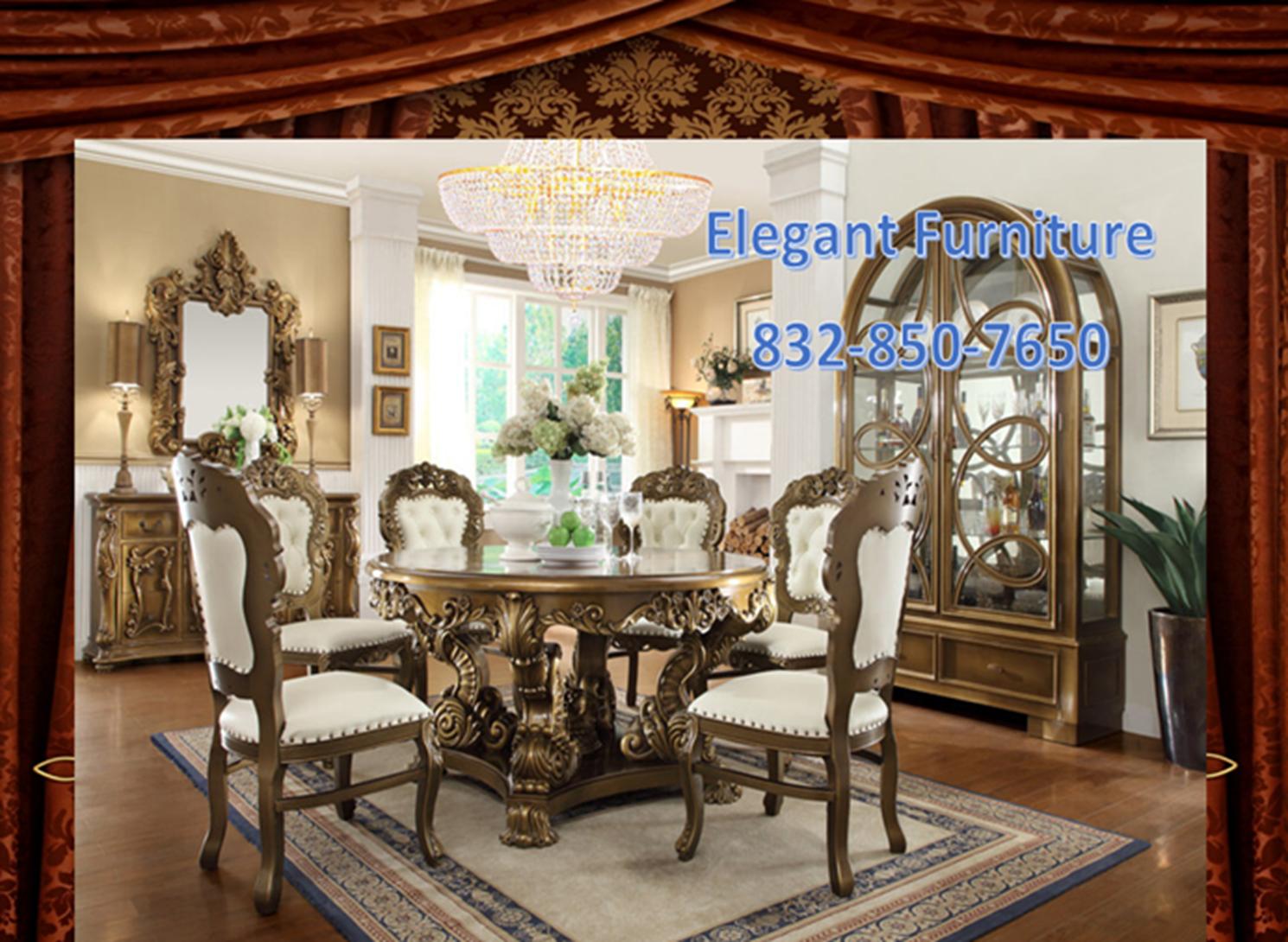 20++ Formal dining room sets houston tx Best Seller