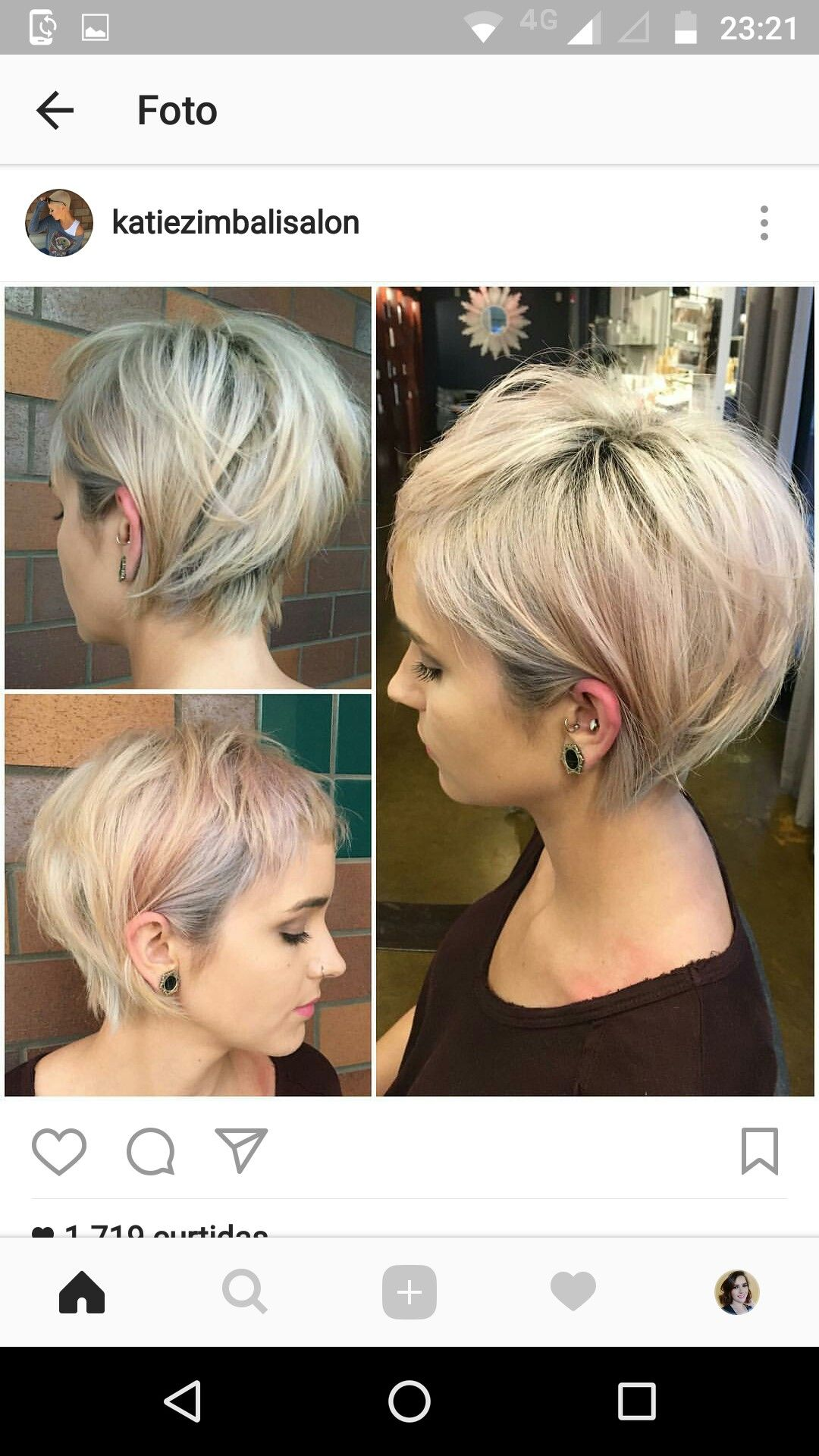 How To Tell If A Pixie Cut Will Suit You Pin By Teresa Wilson On Haircut Growing Out Short Hair Styles Trendy Short Hair Styles Short Hair Styles