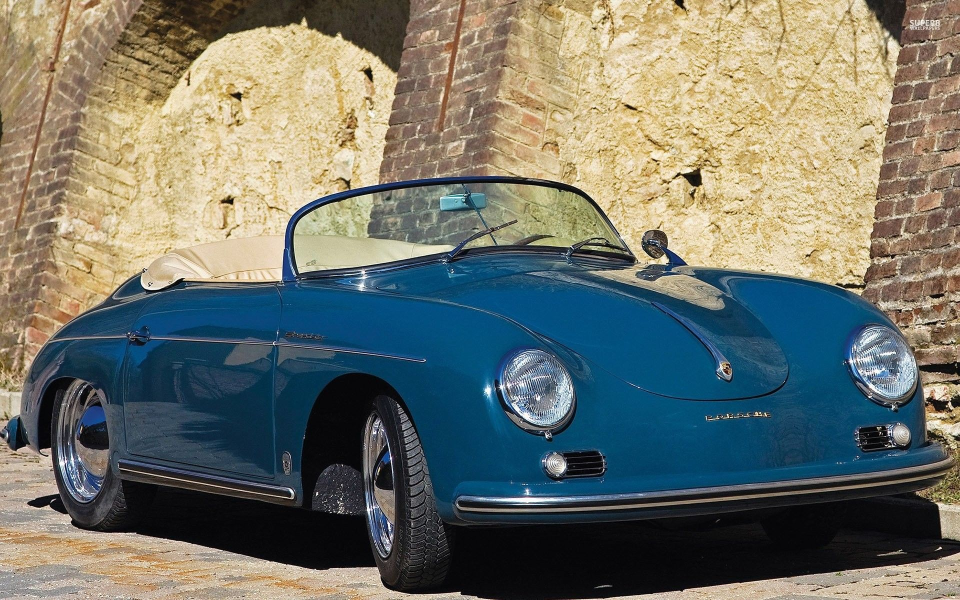 1920x1200 1957 Porsche 356 Speedster Wallpapers Hd Porsche 356
