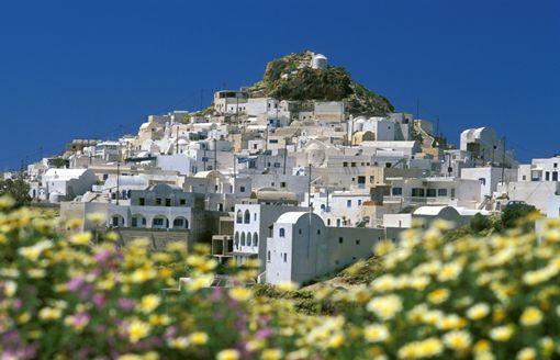 Anafi Greek Mythology has it that Anáfi, a paradise of pristine