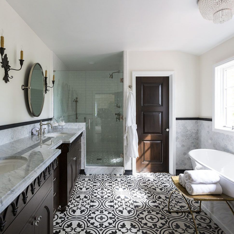 Image Result For Spanish Style Bathroom