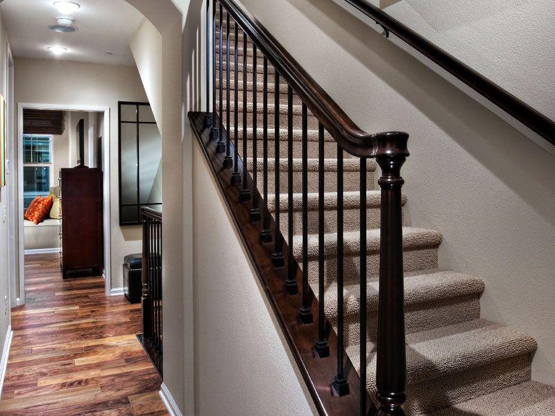 Hallway Just 1 Of 4 Staircases 3 Floors Rooftop Deck