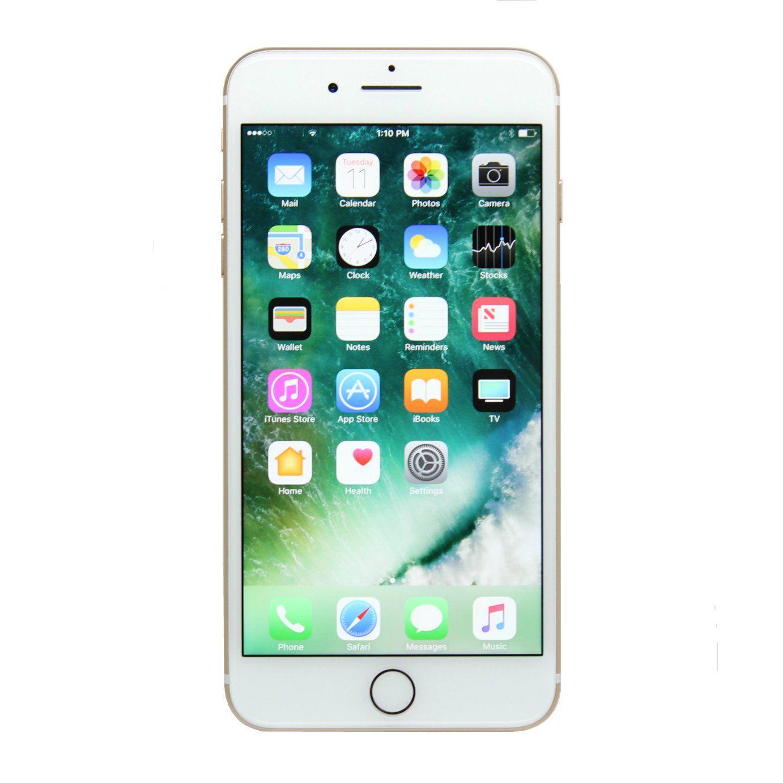Apple iPhone 7 Plus GSM Unlocked 32GB Gold Certified