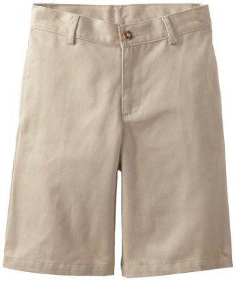 Dockers Boys 8-20 Flat Front Short Regular Fit
