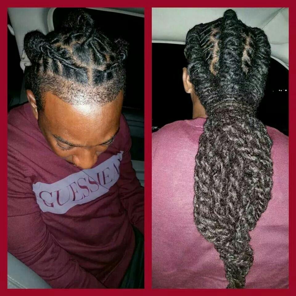 Dread Styles | Dread Styles by Lux & Locs in 2019 | Hair ...