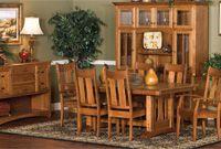 Amish mission furniture
