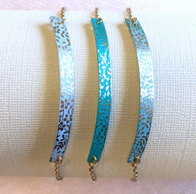 Brass Sheet Pebble Pattern Custom Metal Floral Pattern Jewelry Making Supplies