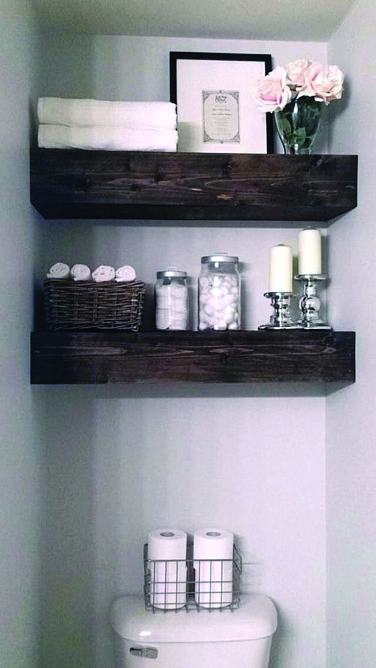 Inspiring Bathroom Shelving Images On This Favorite Site Decor