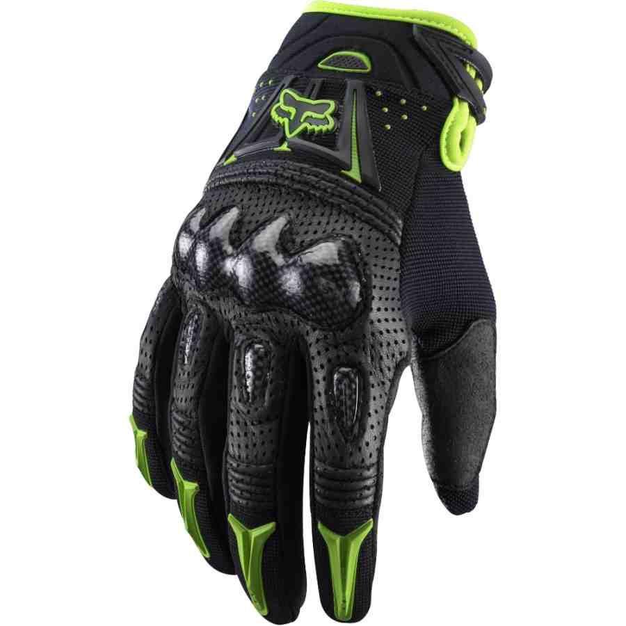 Cycling GlovesFOX BOMBER Full Finger Mountain Bike BMX Motocross MTB Downhill