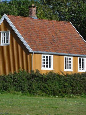 Loshuset på Østre Bolæren - sommerhus for selvhushold