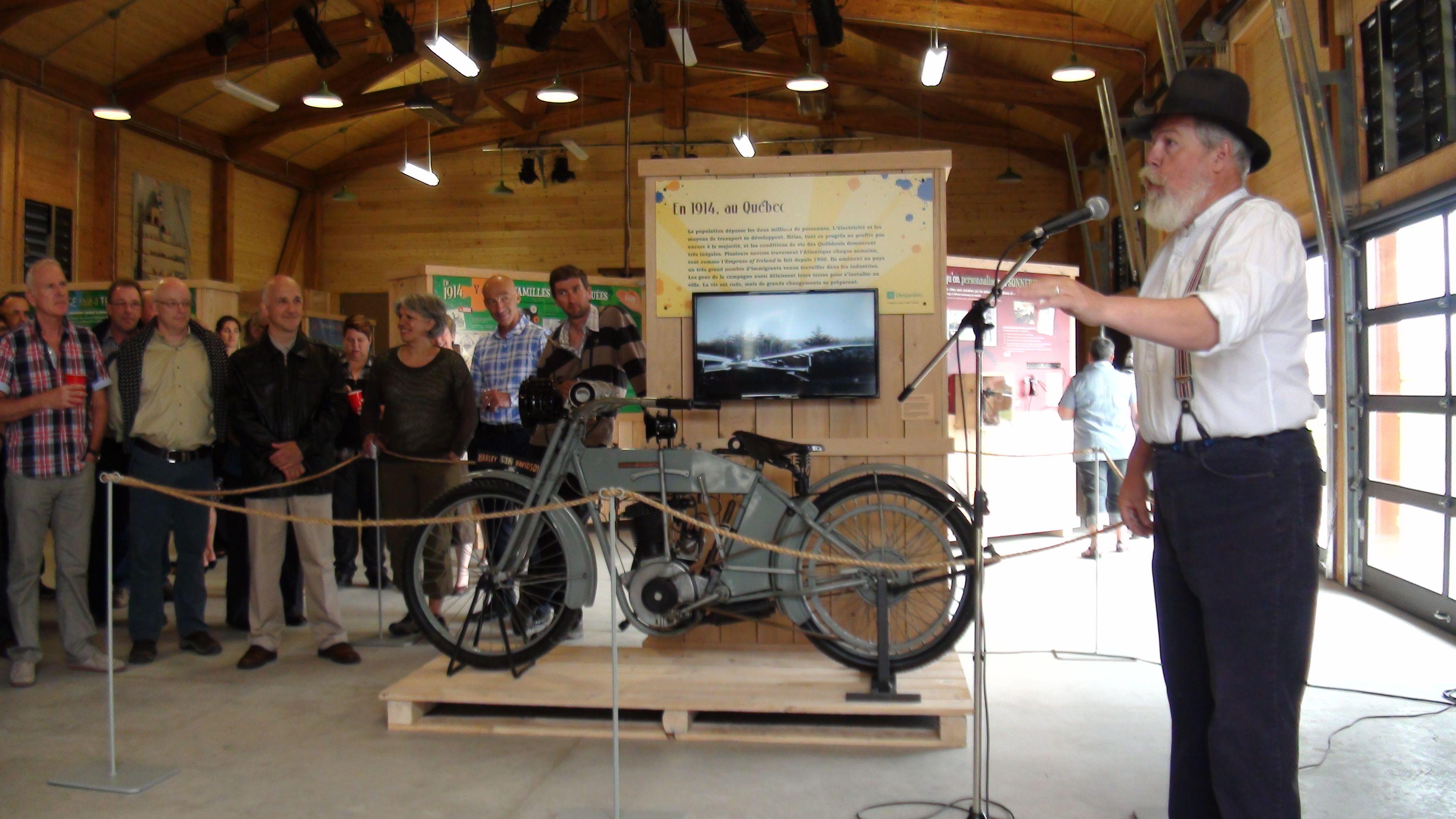 Lancement De La Saison Touristique A Rimouski Www Tourismerimouski Com Desk Standing Desk Home Decor