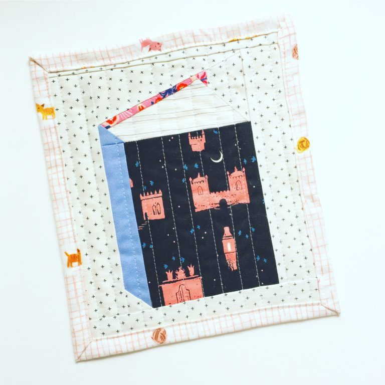 Mini Quilt Patterns (three great projects for beginners