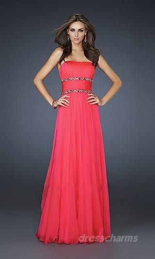 I really love this prom dress! It has just the right amount of simpleness and just the right amount of glitz! Plus, I LOVE the color!!!