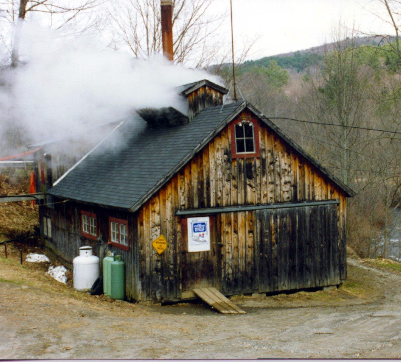Maple Syrup Sugar House Plans - Escortsea
