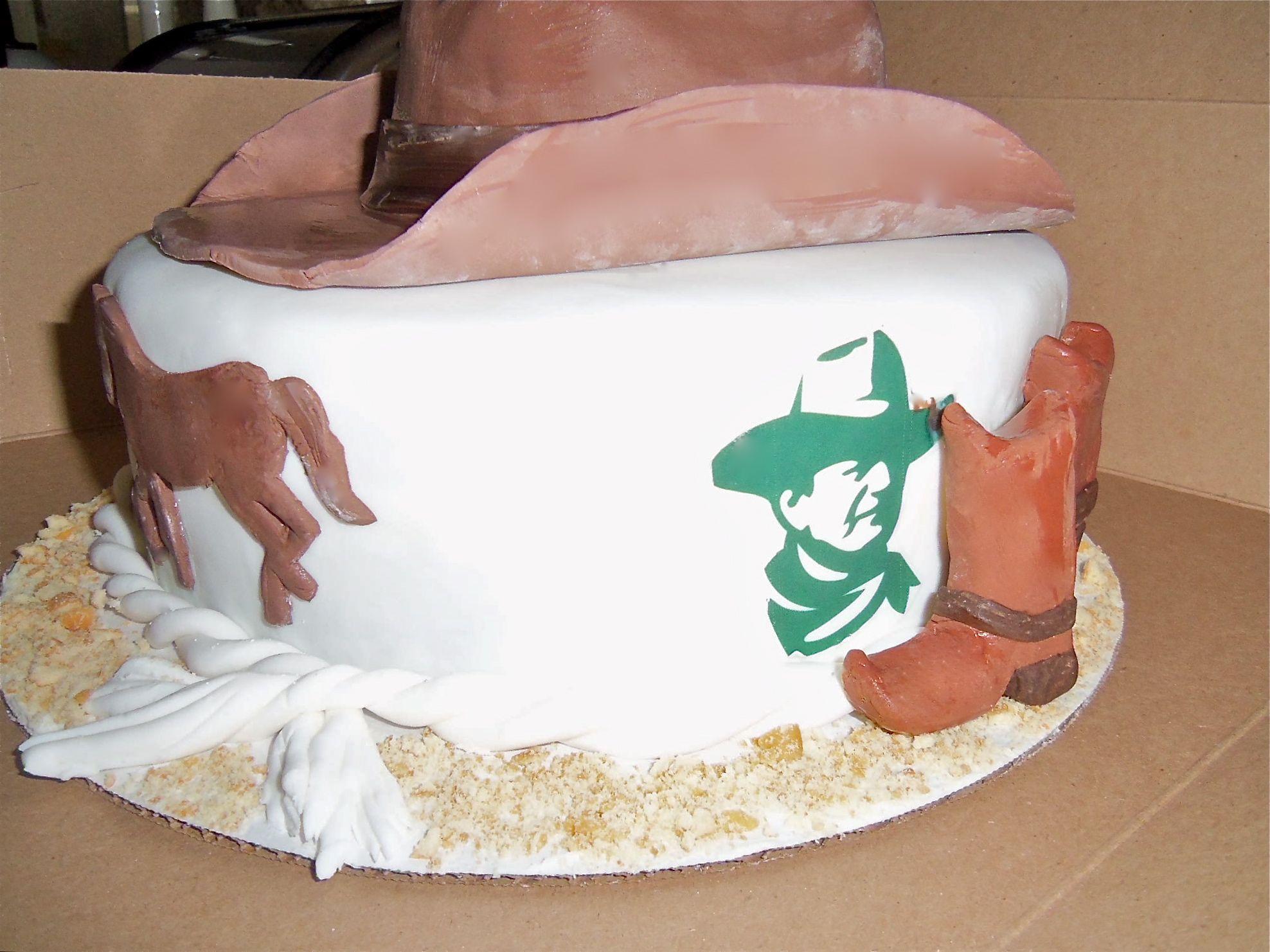 John Wayne Theme Wicked Cakes By Renee Pinterest John Wayne