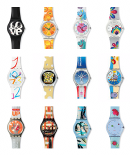 R I P Mr Swatch A Retrospective Swatch Watch Swatch Cool Watches