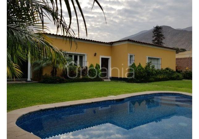 Venta de Casas de Casa en CHACLACAYO LIMA 3 Dormitorios