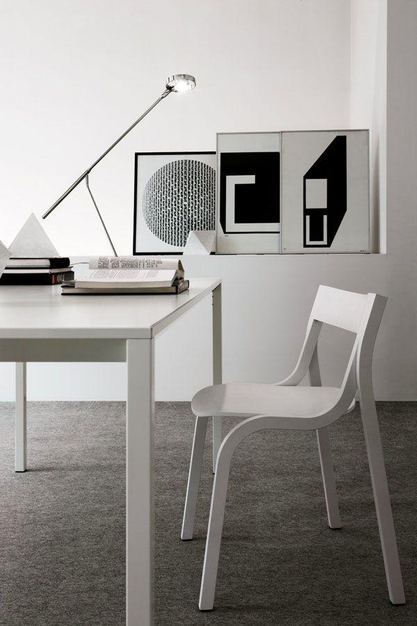Sedie: Sedia Konrad da Lapalma | Chair | Sedie, Tavolo e sedie e ...