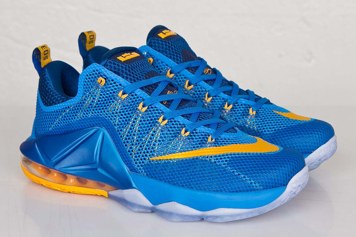 Releasing: Nike LeBron 12 Low