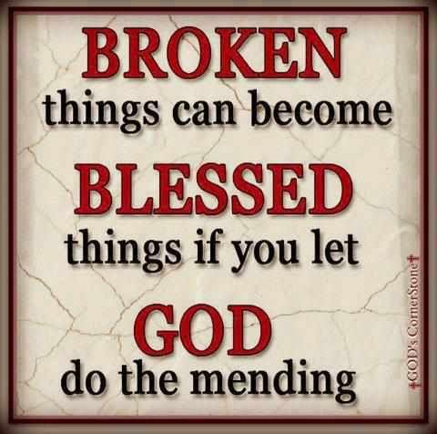 Mending God