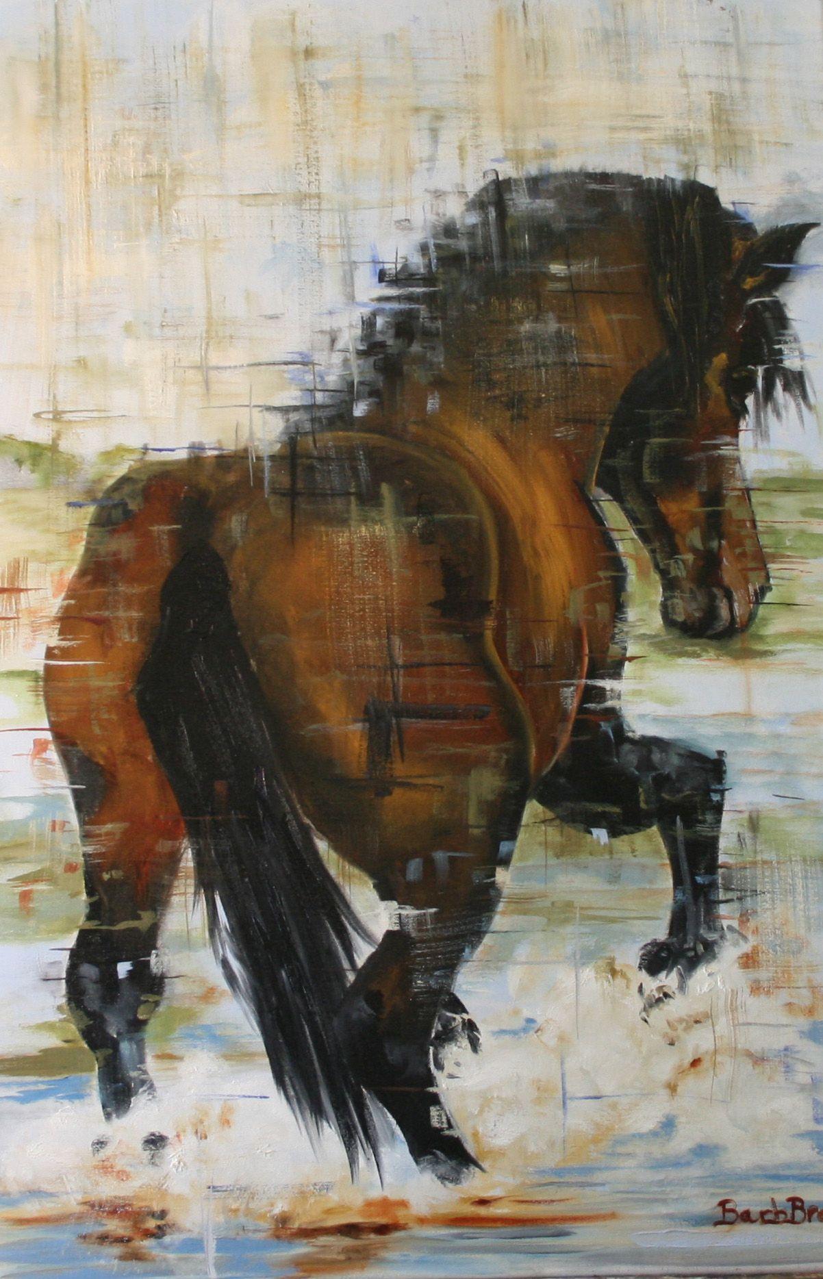 Horse Artwork Nz