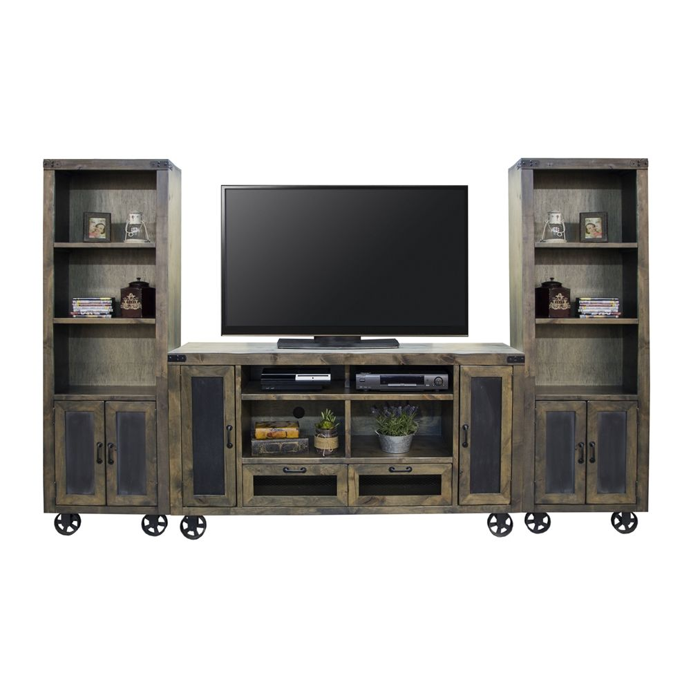 Shop Legends Furniture Cargo TV Console With Piers Set At ATG Stores.  Browse Our Tv