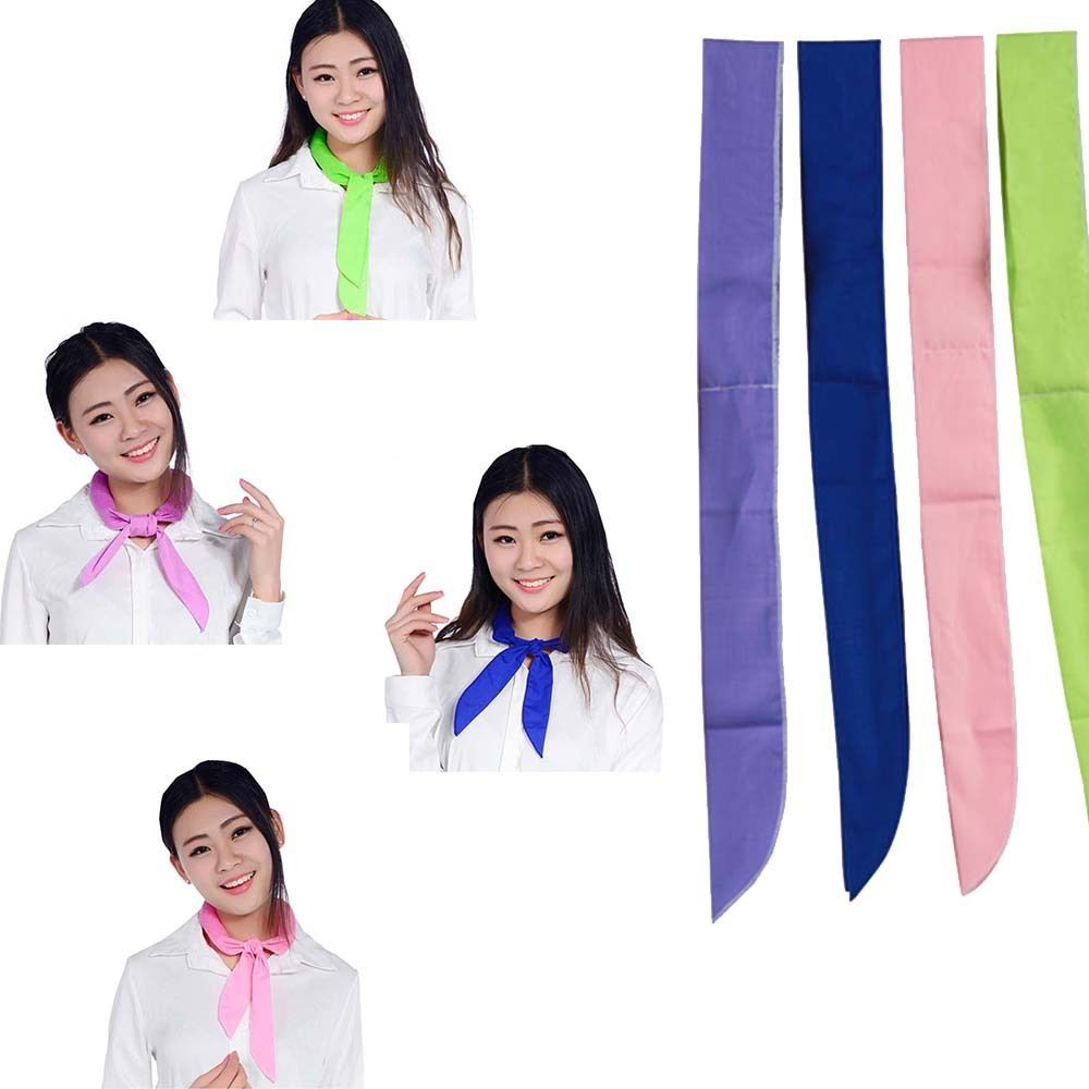 Neck Head Cooling Scarf//Bandana//Headband Body Cooler for Sports Outdoor Gym 1X