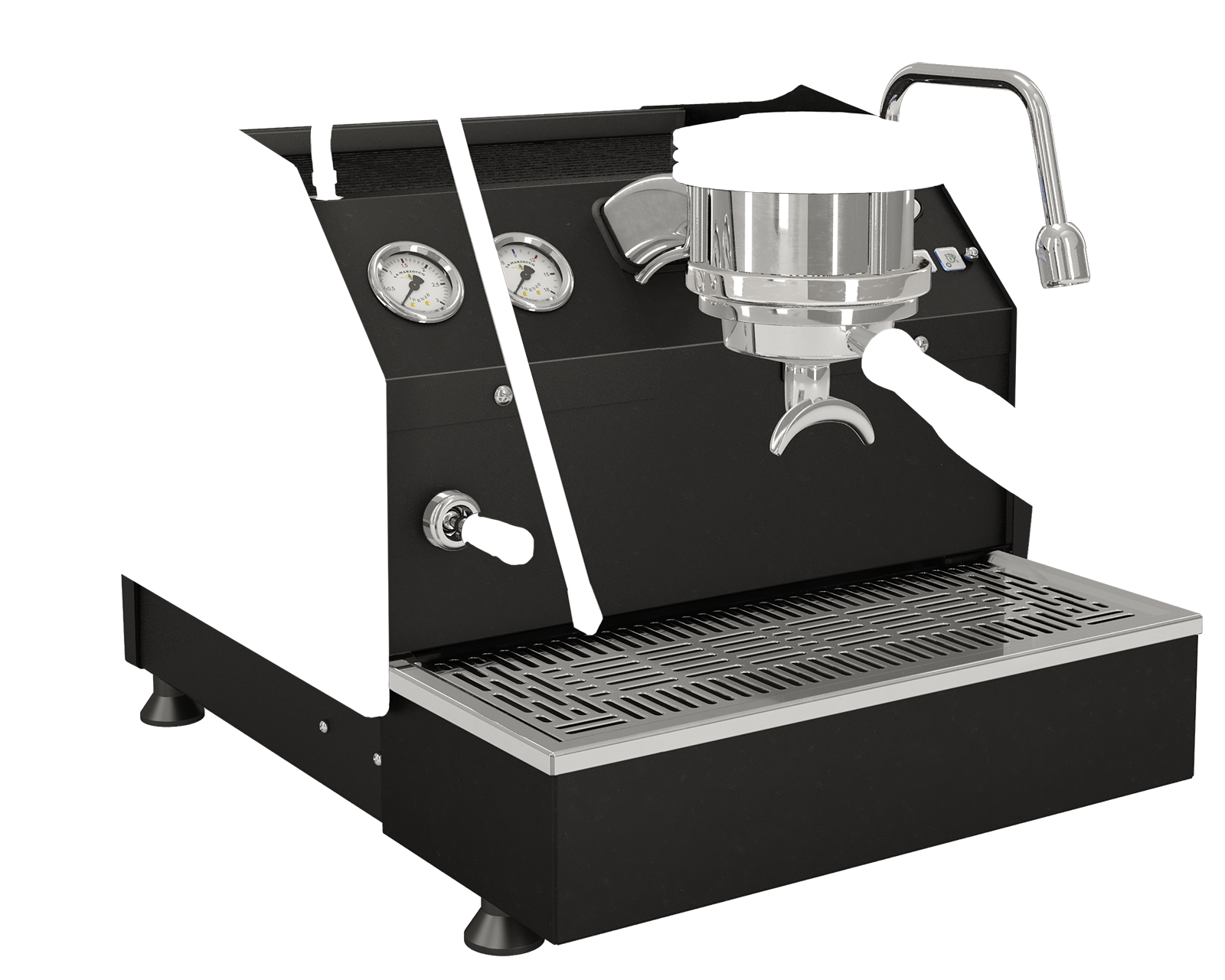 The La Marzocco GS3 puts nearly a century of espresso