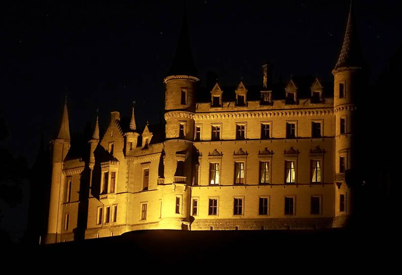 Dunrobin Castle And Dornoch Cathedral Wedding Photography Sutherland Scotland