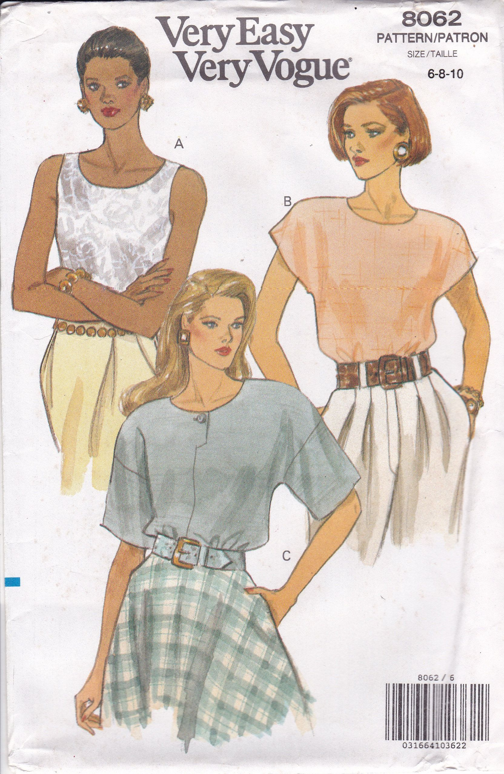 Pin On 1990 S Sewing Patterns