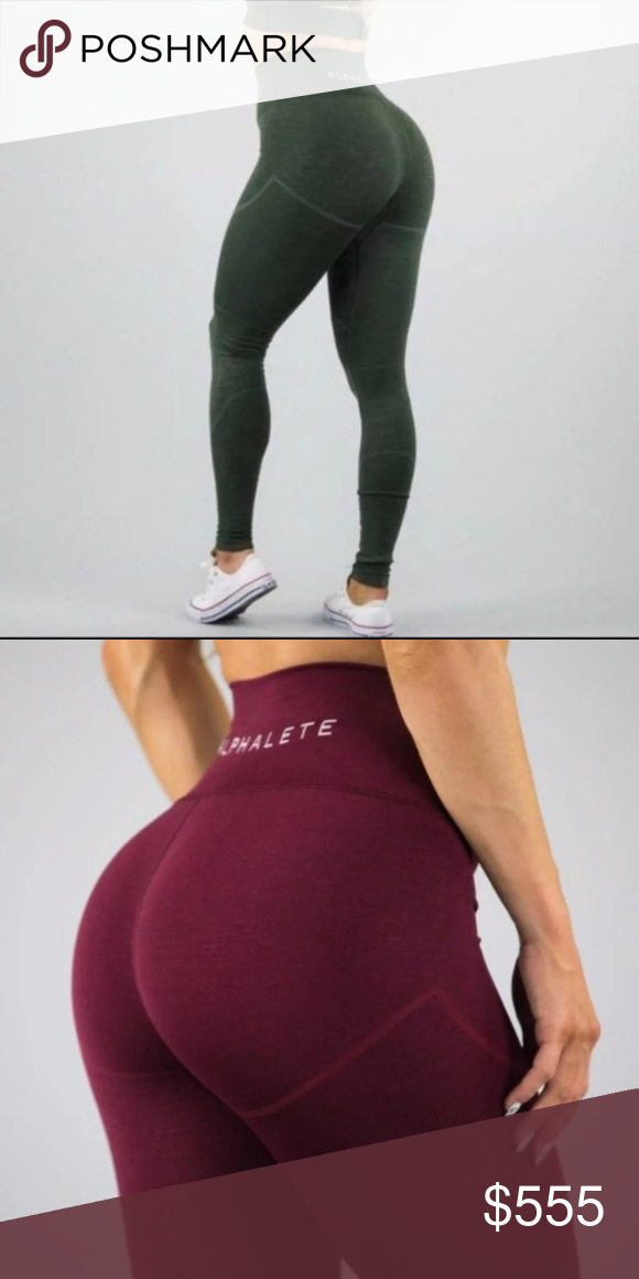 ca72c6cc61ebc9 Leggings Are Not Pants · Stuff To Buy · Alphalete restock!!! DO NOT BUY!  Alphalete has restocked the forest green and
