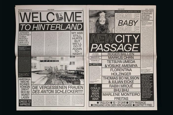 Bad News Wiesbaden Biennale 2020