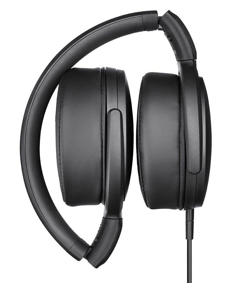 3b0db5e8729 Sennheiser HD400S Around-Ear Headphones offer excellent sound response with  well extended and dynamic bass, with an in-line mic, smart remote on the  cable ...