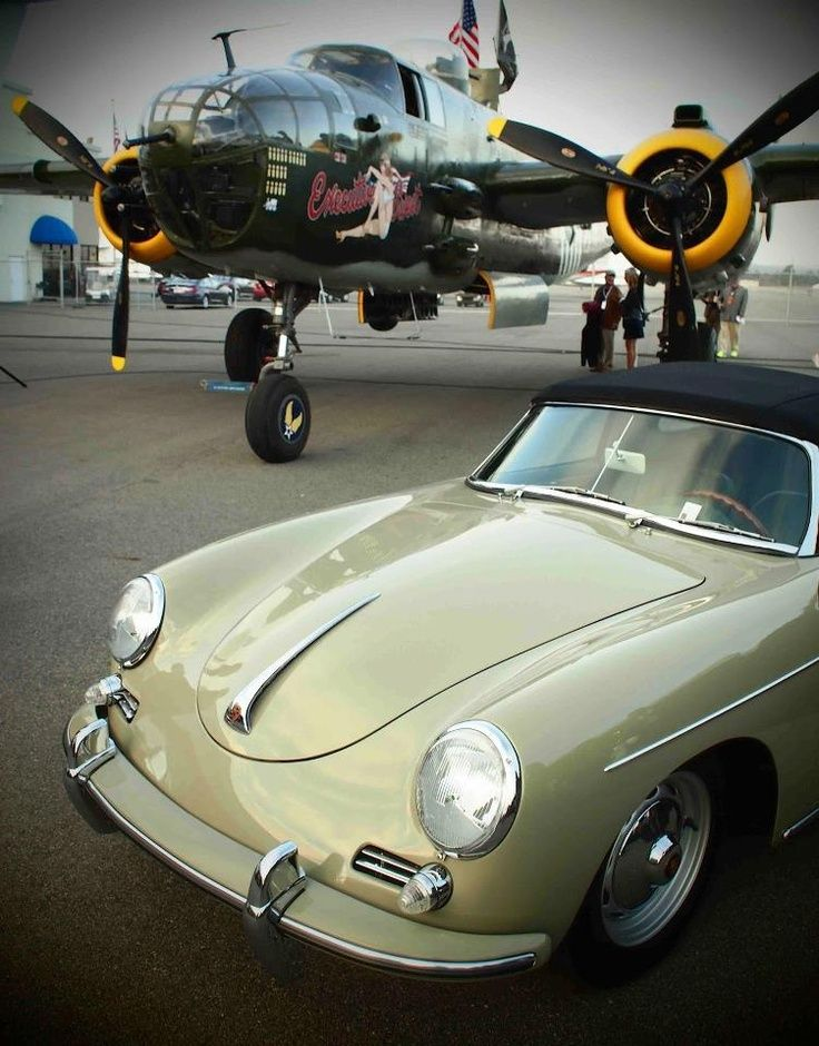 F&O; Fabforgottennobility - aber-flyingtiger:   doyoulikevintage:   B25...