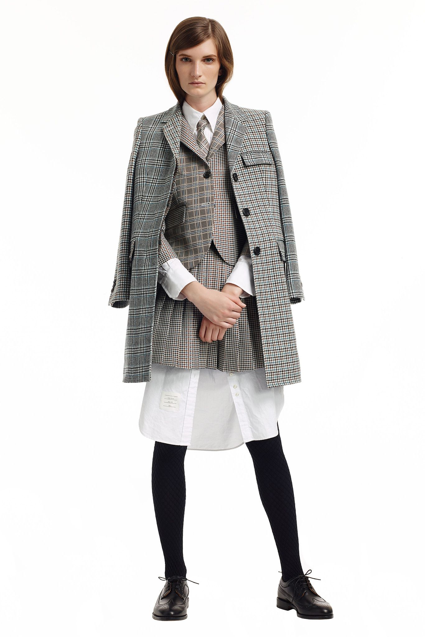 Outfits Inspired in thom browne pre-fall