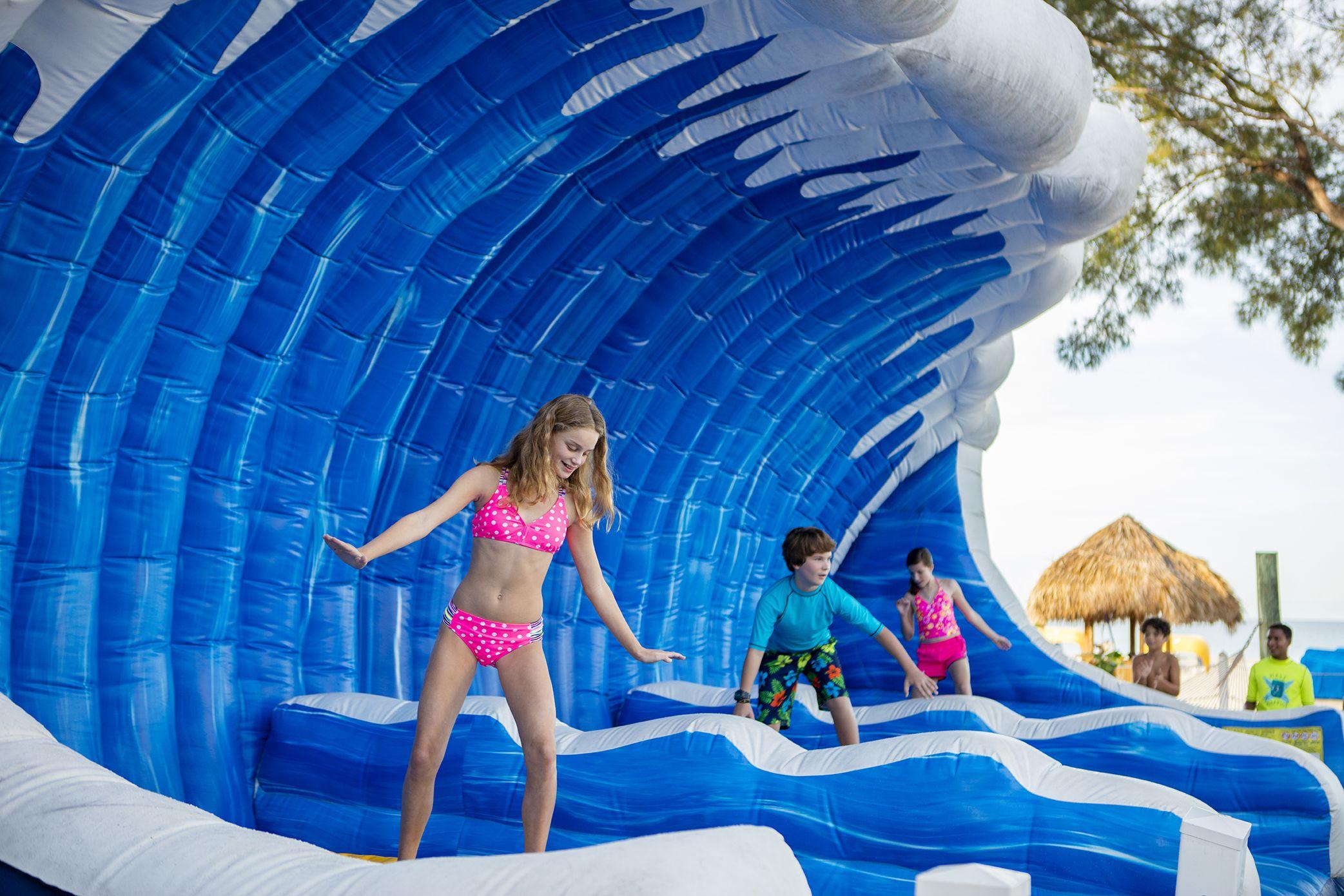 Pin By Tradewinds Island Resorts On Kid Friendly Fun Florida Family Vacation Beach Activities Florida Holiday
