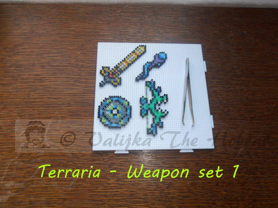 Pin by Kirsten Taylor on Minecraft Perlem Bead Patterns Tnt