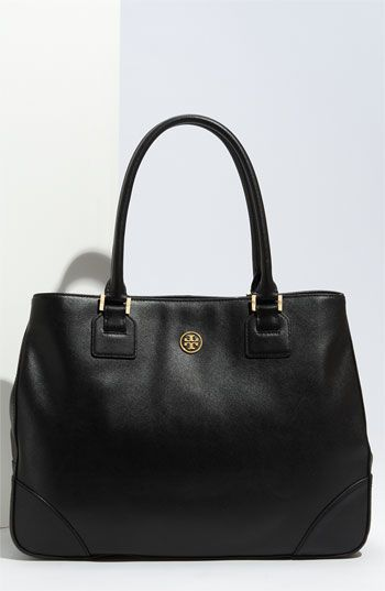 Tory Burch Robinson Tote...one day!